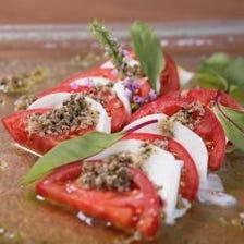 身体に優しい有機野菜を使用してます