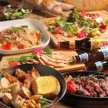 ◆パーティ◆ 少~多人数宴会まで選んで使える多彩なコース