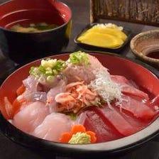 まるごと伊豆の海丼