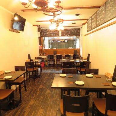 イタリア料理酒場 CIBO チーボ(広島) 店内の画像