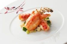 高級海鮮を生かした本格的な広東料理