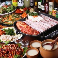 焼肉・韓国料理 てじ家