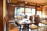 坪庭がある昭和初期の古ーいおうち