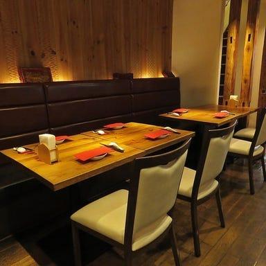 中国料理 hutong sanki 祖師ヶ谷大蔵店  店内の画像