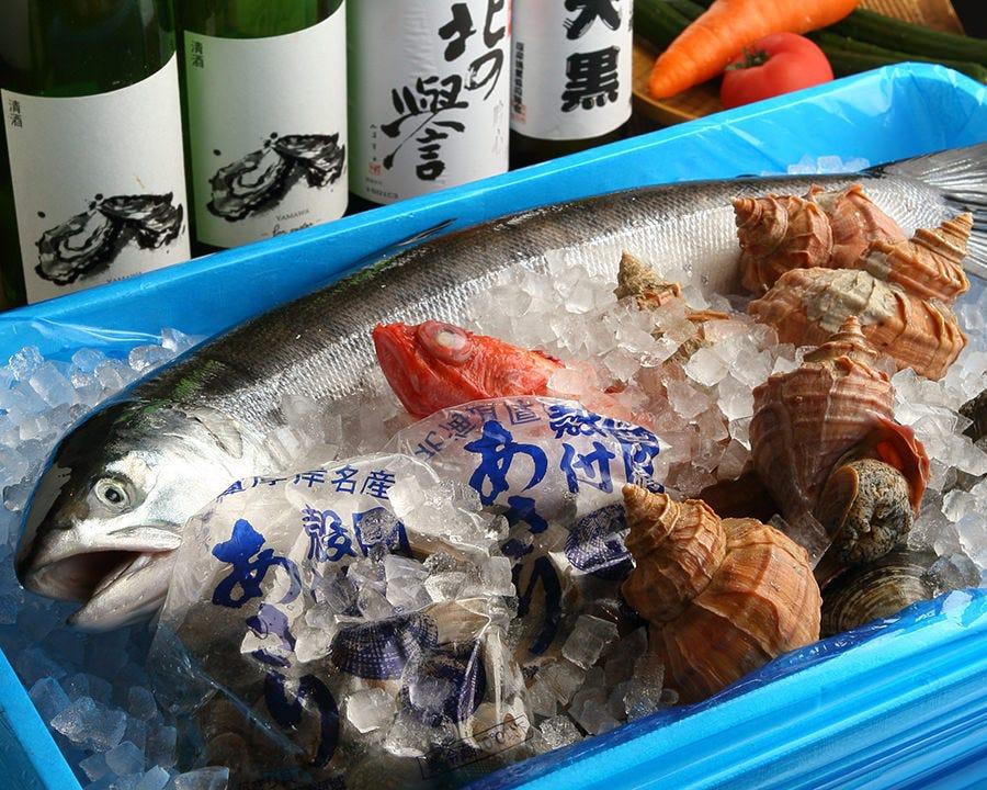 厚岸の牡蠣、食材とことんこだわる!
