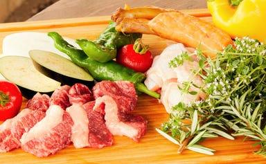 神戸ワイナリー BBQ KOBE WEST  コースの画像