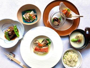 日本料理 縁 庭のホテル 東京 メニューの画像