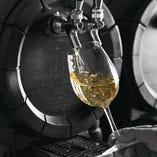 樽生白ワイン(ヴェルドーロ)