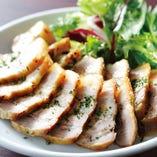 豚肉の香草焼