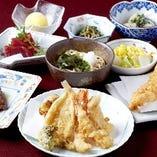 【天ぷらで宴会】 春の会食予約受付中!2名様より。当日予約可!