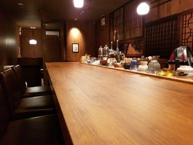 季節料理 びぃぼ  店内の画像