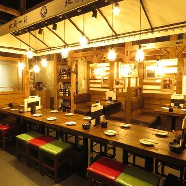 鹿児島県霧島市 塚田農場 金沢駅西口店 店内の画像