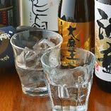 厳選の本格焼酎もご用意!!九州の「旨かもん」とお楽しみ下さい♪