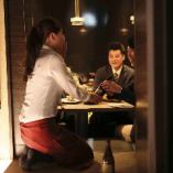 接待や会社の飲み会にも。個室席をお探しでしたら、ぜひこちらを。