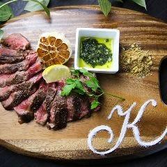 <ステーキの本場米国の格付け規格>チョイスグレード1ポンドステーキ