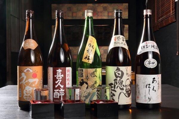 静岡県の銘酒