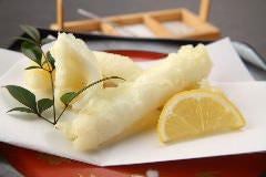 天ぷらなど各種持ち帰り可能です