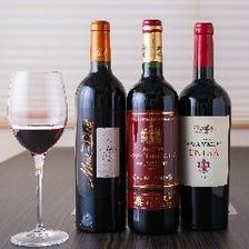 上質なお肉と合うワイン