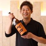日本酒マイスターが常勤。格別な一杯をご案内します