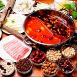 中華の代名詞、火鍋は一度は食べていただきたい逸品!