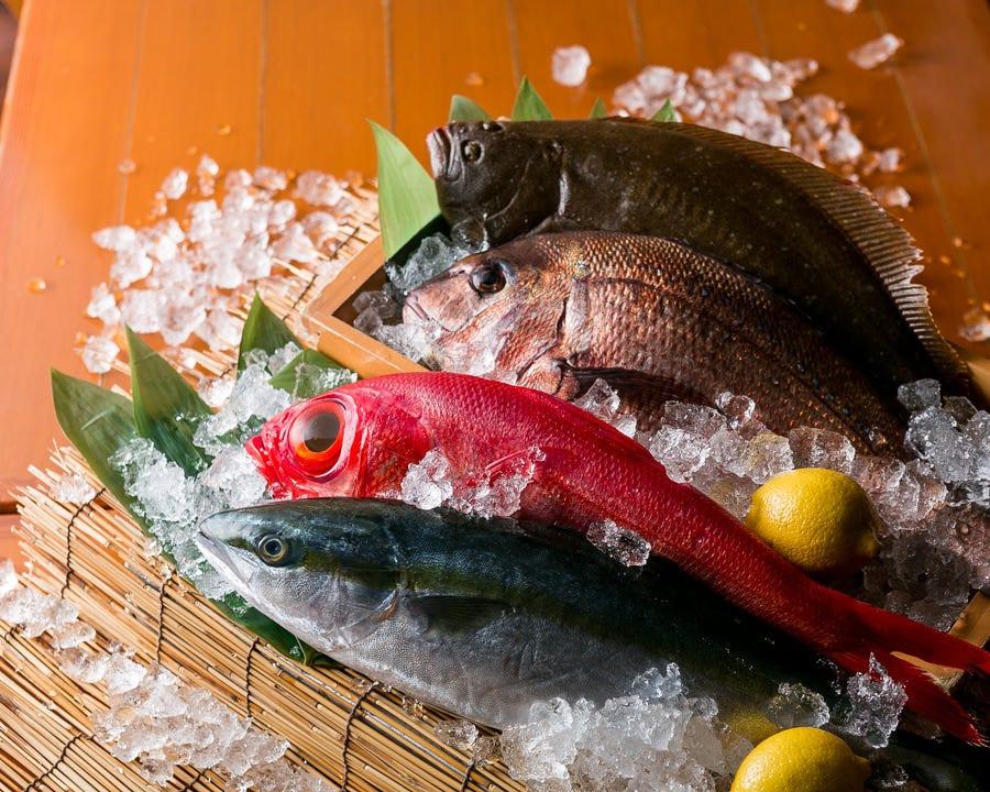 「石川県」近江町市場から直送鮮魚!