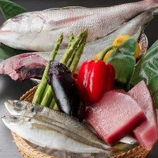 釣り人大注目の魚持ち込みコース