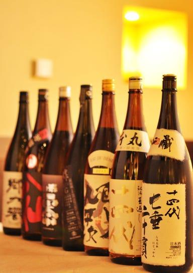 酒と和惣菜 らしく  こだわりの画像