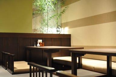酒と和惣菜 らしく  店内の画像