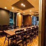 「テーブル完全個室」3密回避!宴会・飲み会・接待に。