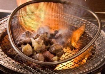 小林養鶏直営 しちりん焼肉 わさび  こだわりの画像