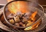 小林養鶏直営 しちりん焼肉 わさび