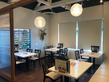 Grill Restaurant MOCHA  店内の画像