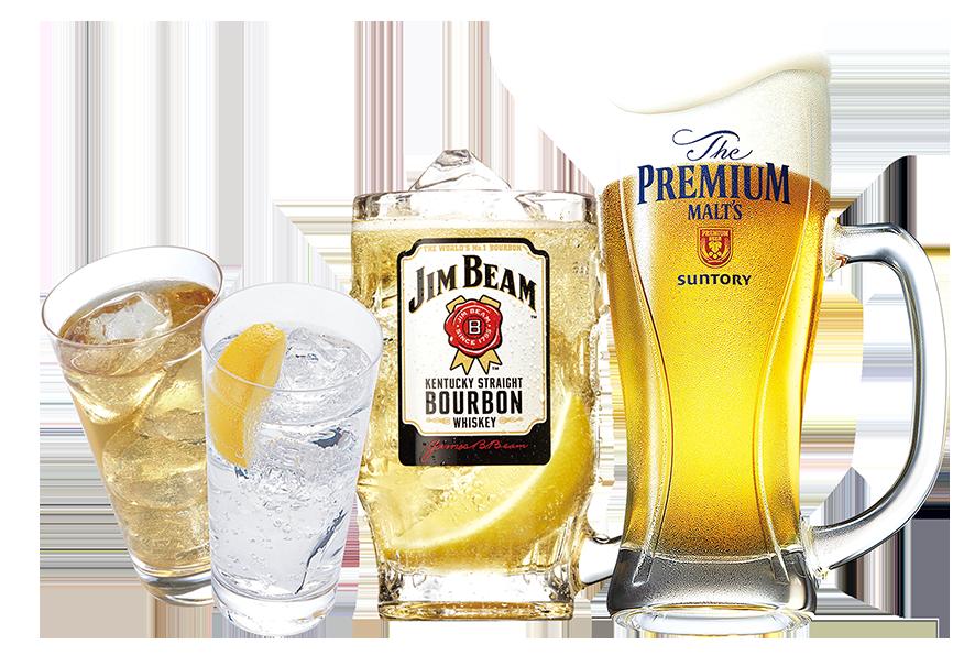 アルコール充実♪飲み放題付コースがお得です◎