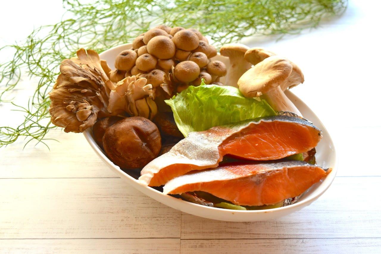 秋の食材をお楽しみ頂けます