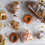 焼きドーナツ、クッキー