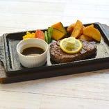 牛フィレステーキ(昼・夜提供)