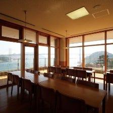 """関門海峡の""""絶景""""もごちそうの一つ"""