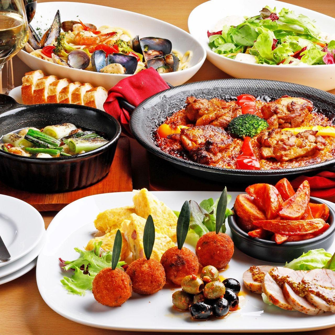 ◆各種宴会に最適なお得なコース
