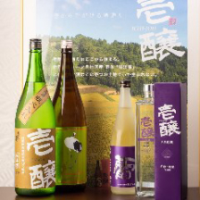 ■新潟地酒を豊富に取り揃えています