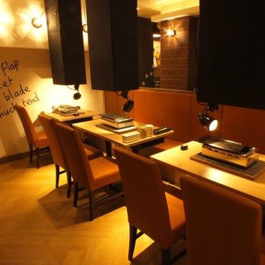 和牛焼肉食べ放題 肉屋の台所 五反田店 店内の画像