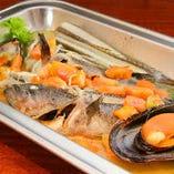 旬な鮮魚をお楽しみください