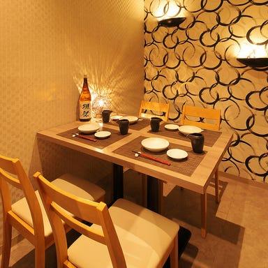 全170種食べ飲み放題 個室 和食×ビストロ あずましや すすきの店 店内の画像
