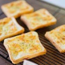 天然酵母を使用したパン