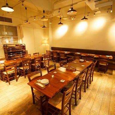 Bar&Bistro 64  店内の画像