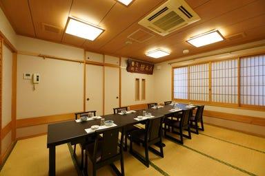 寿司・割烹 やなぎ  店内の画像