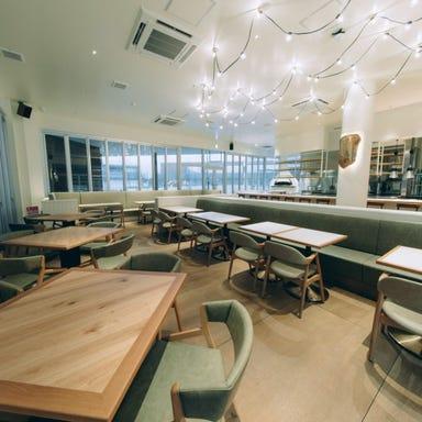 malibu PIZZERIA&CAFE  店内の画像