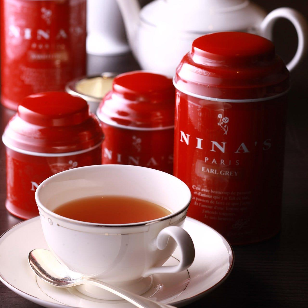 NINA'S TEA各種