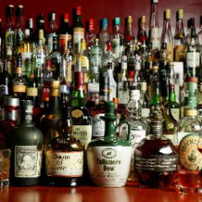 200種類以上のお酒