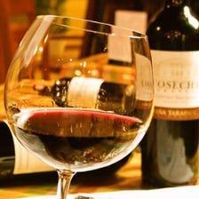 熟成肉とワインのマリアージュ