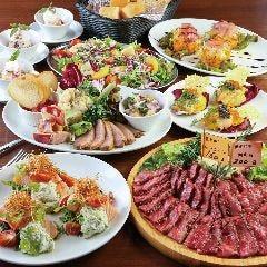 熟成肉バル ジャイアン 幕張本郷